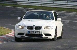 BMW M3 теперь и на видео