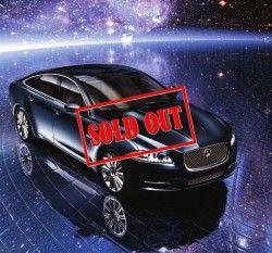 Jaguar полностью распродал специальный выпуск XJL