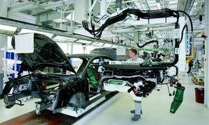 20 октября в Калуге запустили сборку Volkswagen по полному циклу