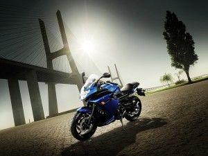 Yamaha XJ6 Diversion F 2010 – официальные фотоматериалы и детали