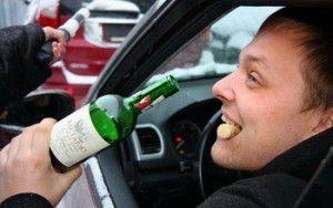 ГАИ рассчитывает цепче карать опьяненных автолюбителей