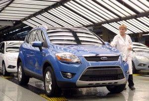 Форд выносит изготовление Куга из Европы в Соединенных Штатах