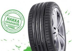 Nokian Tyres советует