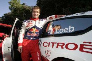 «Святая троица» WRC – Ситроен, Лоэб и Элена