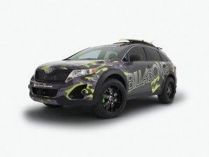 Один в собственном виде Тойота Billabong Ultimate Венза