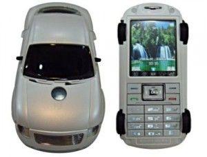 Смартфоны сумеют водить машину