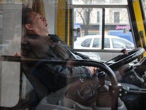 Киевские власти собираются поменять критерии транспортировки пассажиров в маршрутках