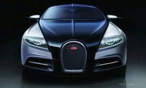 Концепт Bugatti 16 C Galibier может встать на автомобильном салоне в Лос- Анджелесе