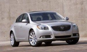 General Motors продемонстрировал фото Buick Regal 2011 года
