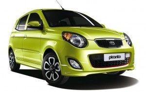 Новая Kia Picanto оценена в 8 550 евро