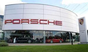 Убытки Porsche за год достигли 4,4 млрд евро