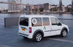 Ford  выпустит электрический фургон к 2010-му
