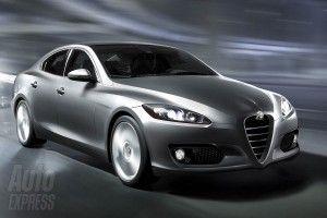 Alfa Romeo готовит очередной шедевр – модель 169
