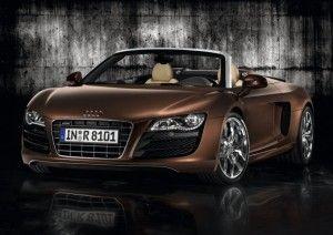 В Италии Audi R8 Spyder будет стоить от 157500 евро