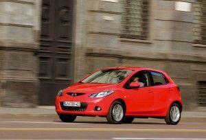 Mazda2 будет выпускаться в Таиланде