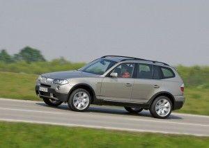 Выпуск BMW X3 2011 задерживается