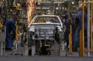 Производство легковых авто в Украине сократилось на 83,7%