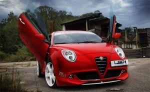 Alfa Romeo MiTo получила крылья