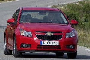 Chevrolet Cruze 2011 будет представлен на автосалоне в Лос-Анджелесе