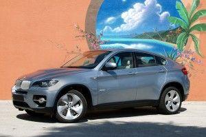 BMW оценило ActiveHybrid X6 в 89725 долларов