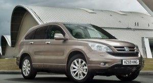В Европе начали принимать заказы на обновленную Honda CR-V