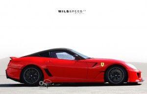 Ferrari работает над новым 599 GTO Limited Edition