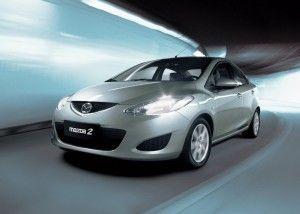 Сначала седан Mazda2 2011 появится в Австралии