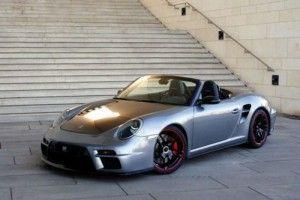9ff Speed9 основанный на Porsche 997