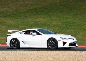 Lexus LFA – нет спекулянтам