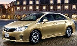 Toyota получила уже 14 000 заказов на гибрид SAI