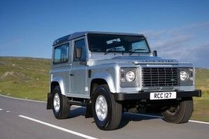 Land Rover Defender 90 добрался до Австралии