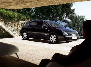Renault прекращает выпуск Vel Satis