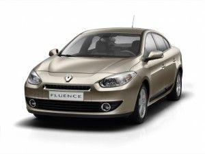 Renault Fluence – комплектации и цены