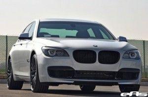 BMW 7-ой Серии, версии M Sport