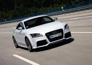 Лучший спорткар 2009 года – Audi TT RS и R8 5.2 FSI