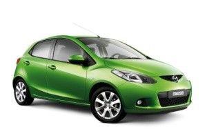 Проект EV, основан на Mazda Demio