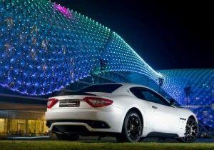 Ограниченный выпуск Maserati GranTurismo SMC Sport Line