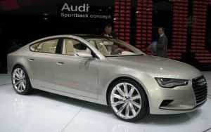 Audi может показать новую А7 на автосалоне в Москве