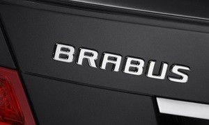 Brabus представил пакет опций для нового GL-Class
