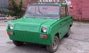 Chery начнет производство инвалидных машин на ЗАЗе