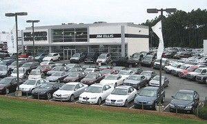 Автомобильный рынок США в ноябре вырос незначительно