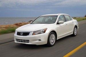Honda Accord и Honda Fit – лучшие автомобили в Америке