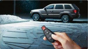 Chevrolet оснастит свои модели автозапуском