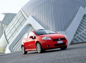 Fiat отзывает Grande Punto