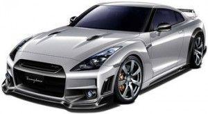 Ателье Tommy Kaira готовит свой Nissan GT-R