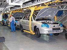 Запорожский автомобильный завод в январе произвел 728 авто
