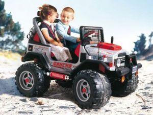 В Эмиратах детишек будут учить вождению с 5-и лет