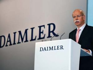 Автоконцерн Даймлер давал взятки в РФ