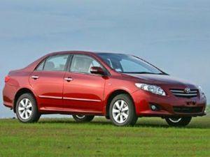 Тойота Королла стала самой реализуемой старой иностранным автомобилем в РФ