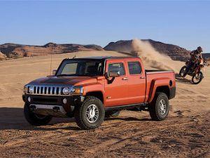 Почитатели авто Hummer постараются уберечь производителя автомобилей
